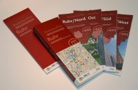 Buch & Kartenmaterial zum BaukulturPlan Ruhr, Copyright idr