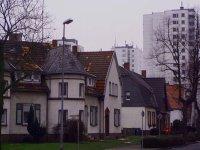 Zechenhaus und Wieße Riesen 2005, Bild von Diplo, Wikipedia. Lizenz: cc-by-sa 3.0
