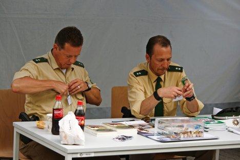 Toto & Harry auf dem NRW Tag in Hamm 2009, Bild von Dirk Vorderstraße, Lizenz: cc-by 3.0Toto & Harry auf dem NRW Tag in Hamm 2009, Bild von Dirk Vorderstraße, Lizenz: cc-by 3.0