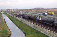 Betuweroute bei Dodewaard, Bild von Nederbetuwe, Wikipedia. Lizenz: cc-by-sa 3.0