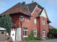 Bahnhof Dingden, Bild von Stefan, Wikipedia. Lizenz: cc-by-sa 3.0