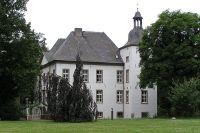 Wasserschloss Haus Voerde, Bild von Daniel Ullrich (Threedots), Wikipedia. Lizenz: cc-by-sa 3.0