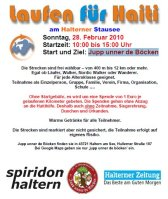 Spendenlauf (c) Spiridon