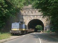 Ennepetalbahn am Kruiner Tunnel, Bild von Fulbert, Wikipedia. Lizenz: cc-by-sa 3.0