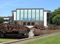 Theater und La Tortuga, Bild von Daniel Ullrich, Wikipedia, Lizenz: cc-by-sa 2.0