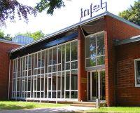 Adolf-Grimme-Institut, Bild von Daniel Ullrich, Wikipedia, Lizenz: cc-by-sa 2.0
