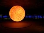 1. Ebene mit der Sonne