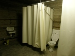 keine Kunst sondern die echten Toiletten