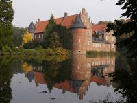 Schloss Herten, Bild von Arnold Paul, Wikipedia, Lizenz: cc-by-sa 3.0