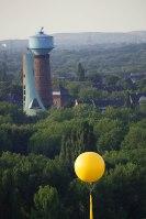 SchachtZeichen beim Landschaftspark Duisburg-Nord, (c) Foto von ujesko