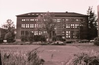 Haus der Geschichte des Ruhrgebietes, Bild von Markus Schweiß, Wikipedia, Lizenz: cc-by-sa