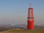 Geleuct auf der Halde Rheinpreußen, Bild von Arnoldius, Wikipedia, Lizenz: cc-by-sa 3.0