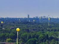 Panorama vom Tippelsberg, Bochum, (c) Foto von ujesko/Michael Moos