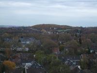 Tippelsberg vom Bergbaumuseum aus gesehen, Bild von Simplicius and Simplicius II, Wikipedia, Lizenz: cc-by-sa 3.0