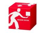 Logo von Designkiosk RUHR.2010 / Grafik: DESIGNKIOSK RUHR.2010/Silke Seibel
