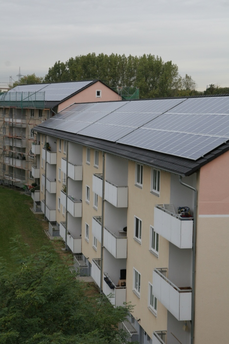Pommernsiedlung GE, Foto: THS (c)