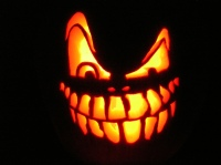 Happy Halloween! Bild von Cindy, Wikipedia, Lizenz: cc-by-sa 2.0