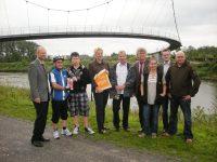 Gruppenfoto zum Namenswettbewerb, Foto (c): Stadt Gelsenkirchen