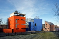 Dortmund Architektenhäuser Tremonia, Foto: Cornelia Suhan