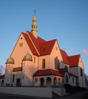 St.Bernhardus in Oberhausen-Sterkrade, Bild von Anne-theater, Wikipedia, Lizenz: cc-by-sa 3.0