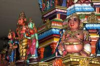 Sri Kamadchi Ampal Tempel in Hamm-Uentrop / Foto: Thomas Robbin