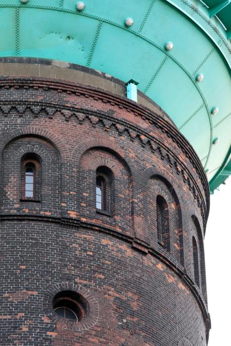 Oberhausen Wasserturm, Foto: Cornelia Suhan