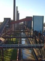 Kokerei Zollverein, Bild von Rainer Halama, Wikipedia, Lizenz: cc-by-sa 2.5 US