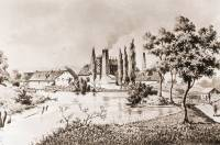 St. Antony Hütte, 1835, Bild von MAN SE aus der Wikipedia, Lizenz: cc-by 3.0 unported