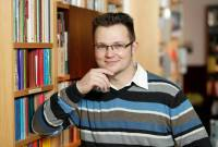 Förderpreis für Florian Szigat